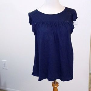 Torrid shirt blue size 00